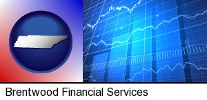 Brentwood, Tennessee - a financial chart