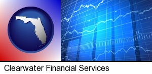 Clearwater, Florida - a financial chart